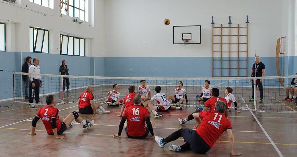 sitting volley Vitolo Volley Nocera Superiore