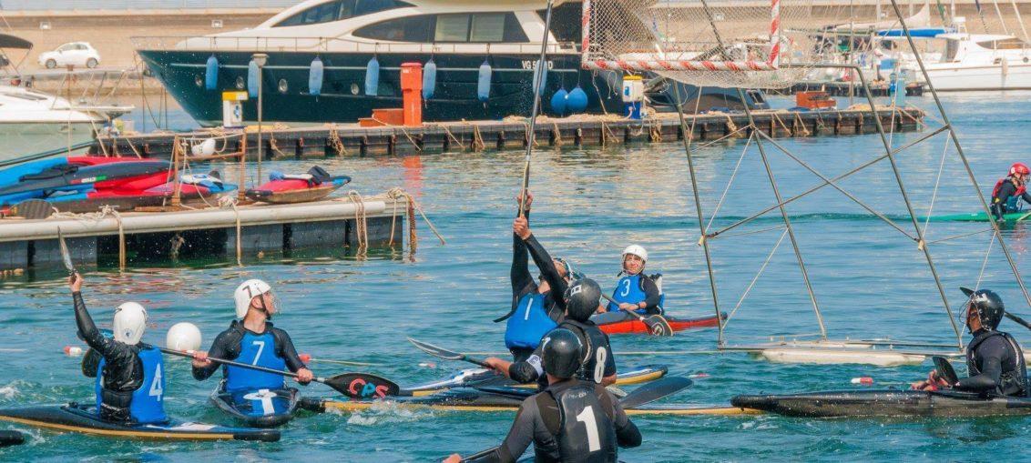 Canoa polo Agropoli