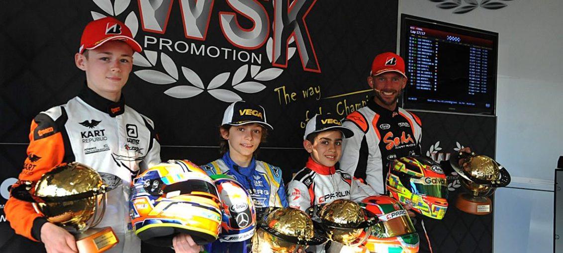 Wsk Super Master Series, kart, Sarno, Circuito Internazionale Napoli