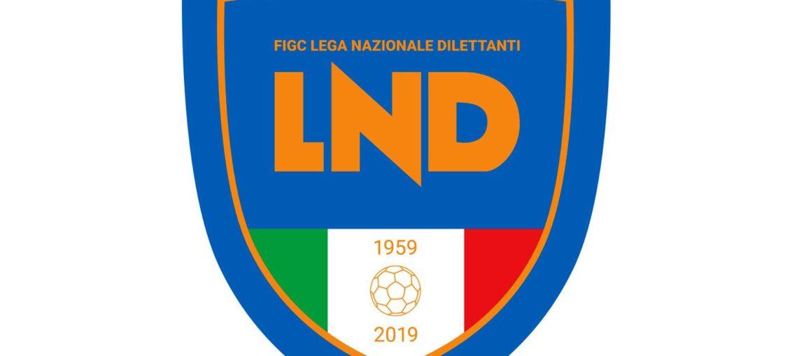 Logo Lega Nazionale Dilettanti 2019