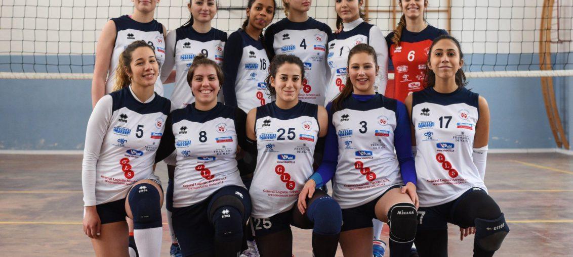 Vitolo Volley Serie D femminile