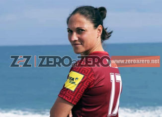 Giulia Olivieri beach soccer