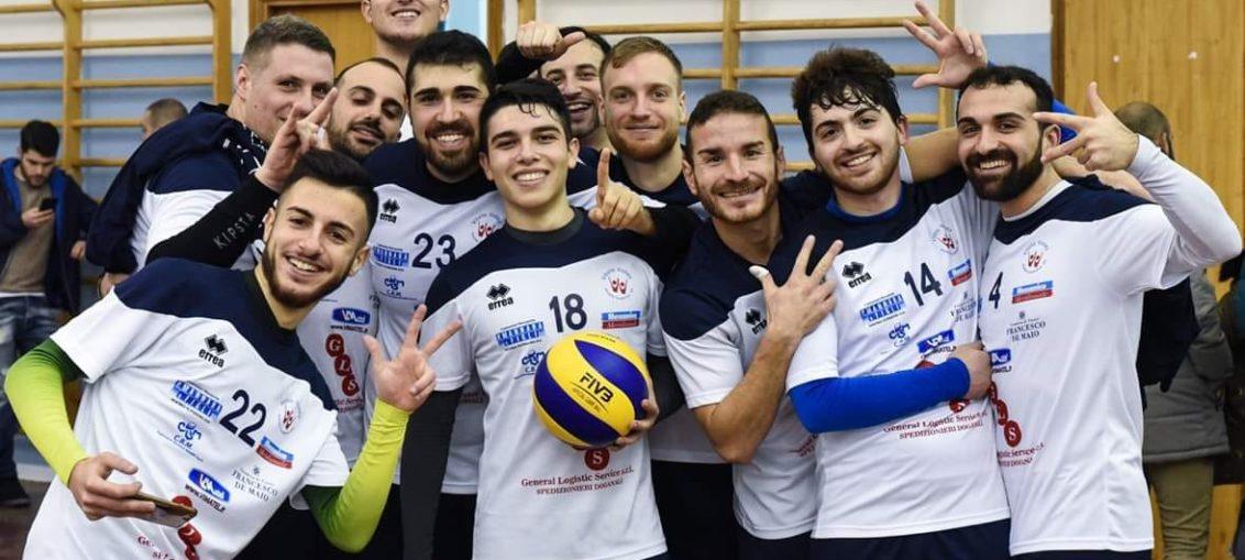 Vitolo Volley Serie D maschile