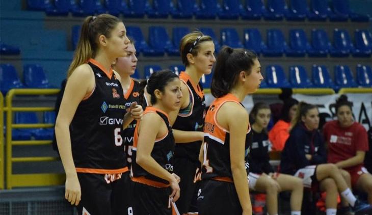 Givova Ladies roster 2019-2020