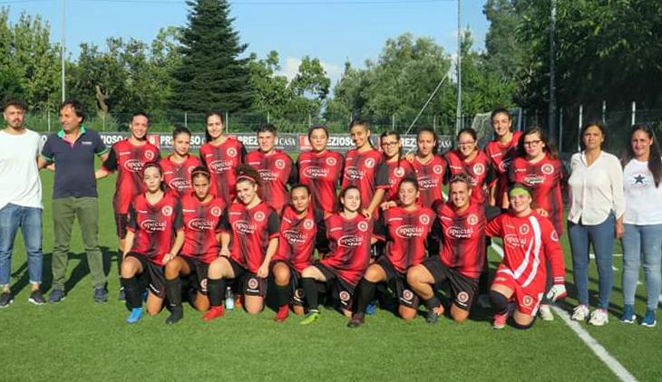 Fortitudo Nocerina Calcio Femminile Nocera