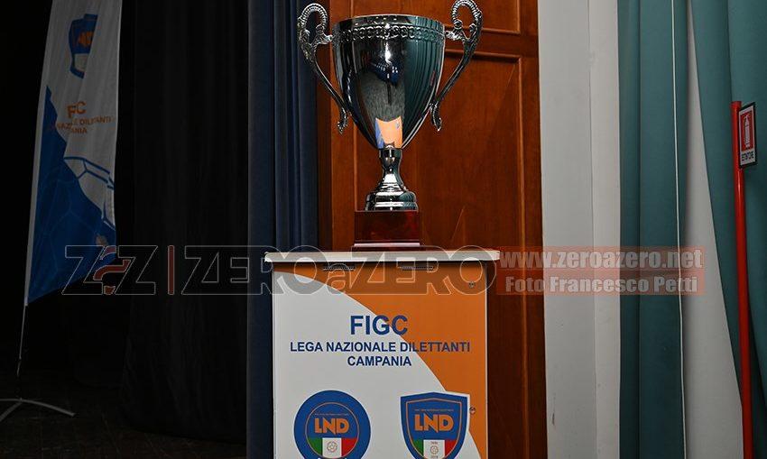 Premiazioni società Salerno e provincia Lnd Campania calcio Coppa Disciplina