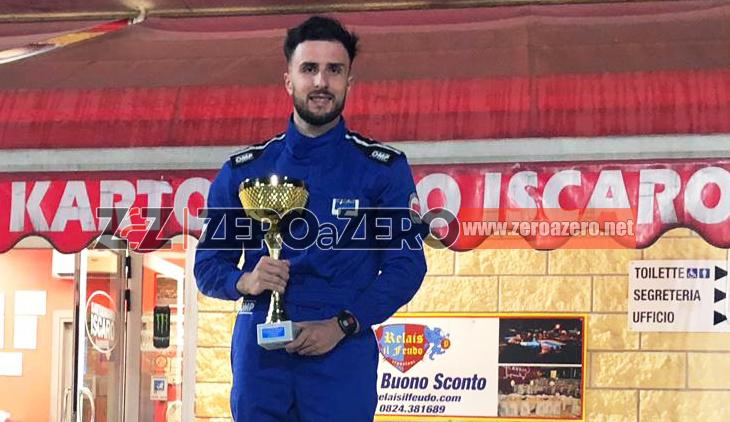 Vincenzo Califano kart