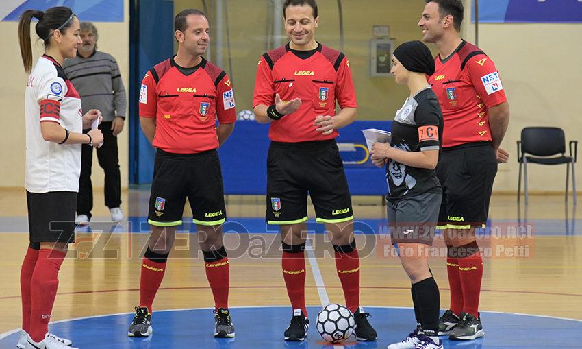 Futsal Nuceria Dona Five Fasano goleada