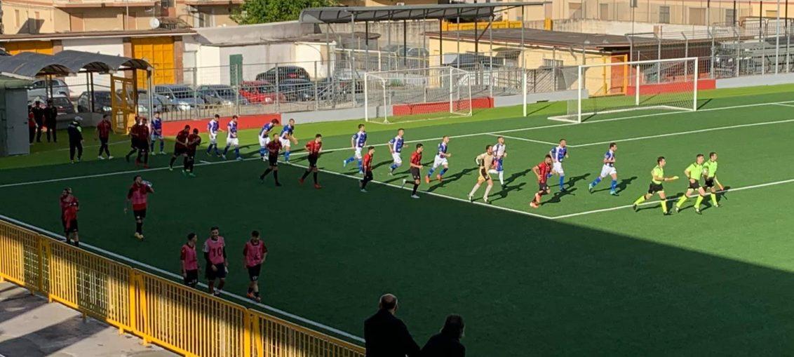 Alfaterna-Costa d'Amalfi gol annullato