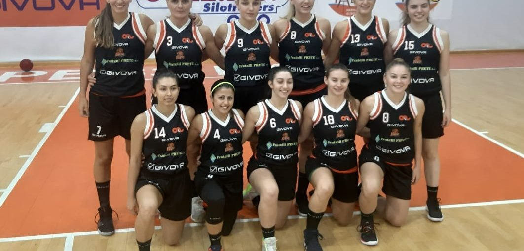 Battipaglia-Givova Ladies Basket Scafati