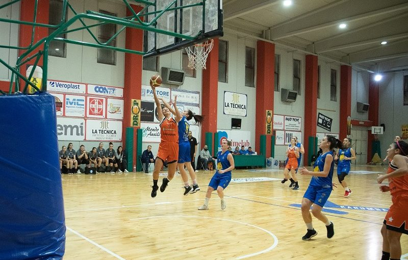 Givova Ladies Caserta basket