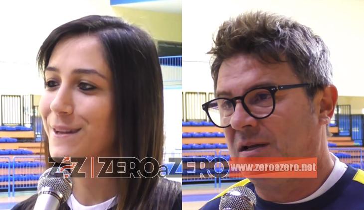 Futsal Nuceria Dona Five Fasano interviste