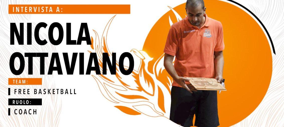 Givova Ladies Scafati coach Ottaviano