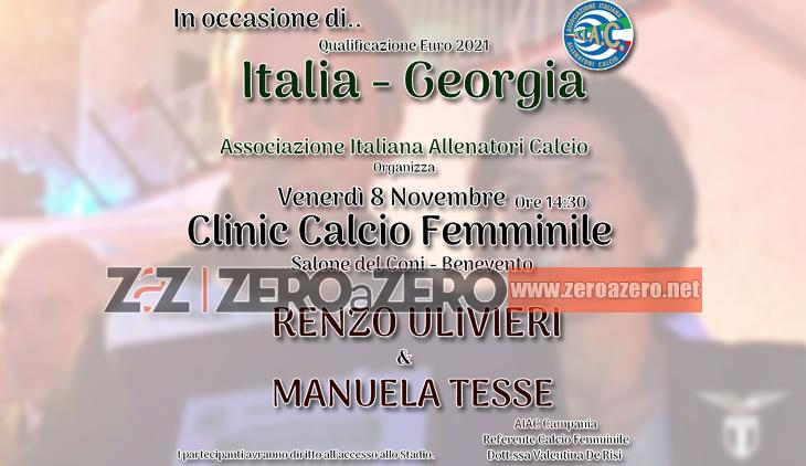 Tesse Ulivieri Aiac clinic Benevento Nazionale