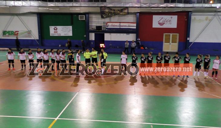 Futsal Nuceria-Molfetta