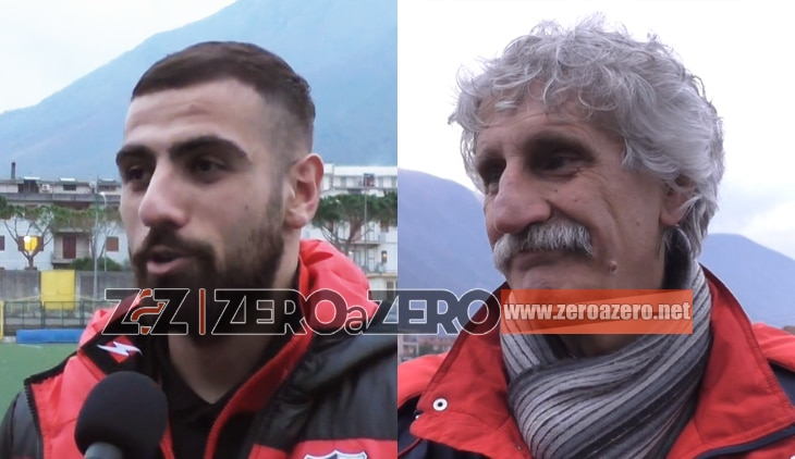 Alfaterna-Buccino Volcei commenti post-partita