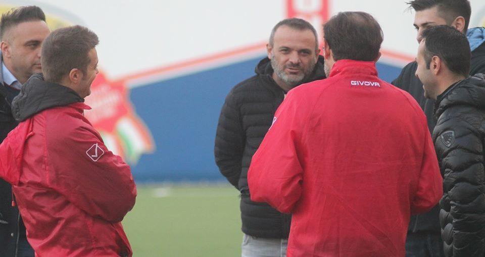 Enzo Criscuolo allenatore Angri