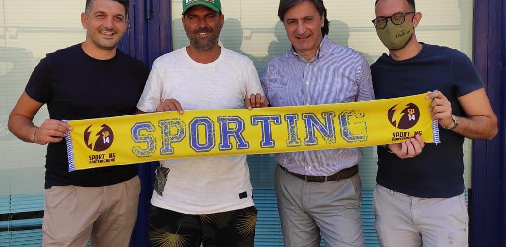 Enzo Fusco Sporting Pontecagnano