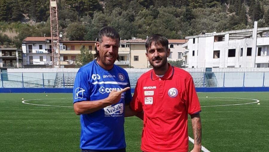 Castel San Giorgio centrocampista Pepe