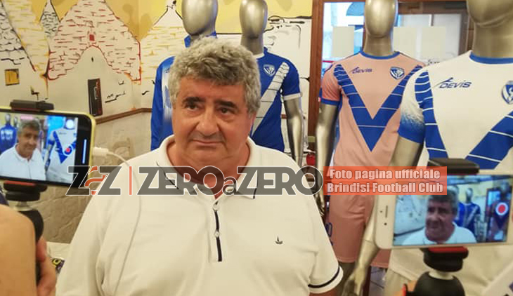 Umberto Vangone Brindisi Fc